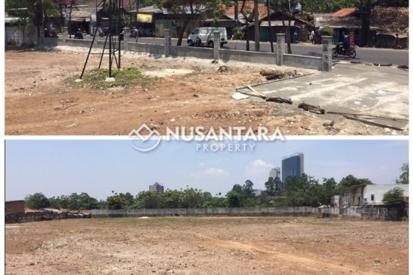 Tanah Strategis Siap Bangun di Karawaci Tangerang
