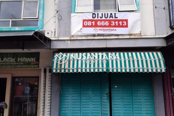 Ruko Dijual di Kasepuhan Batang, Lokasi Strategis depan Alun alun Batang, Harga Murah